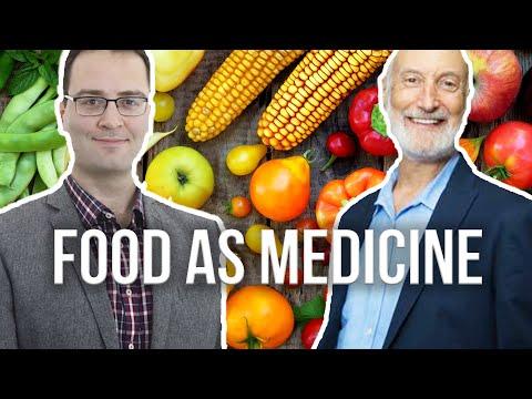 THE POWER OF PLANT-BASED MEDICINE - Dr. Klaper & Dr. Hadj