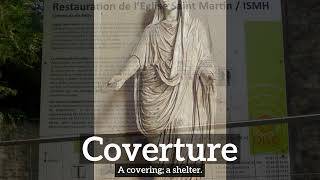 How Does Coverture Look? | What is Coverture? | How to Say Coverture in English?