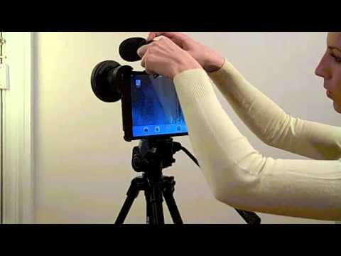 iPad Mini Filming Tutorial