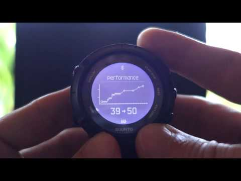 Suunto Ambit3 Manual 32: Running Performance Tracking