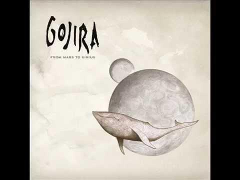 Gojira - Flying Whales (Lyrics)