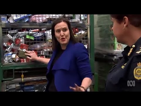 Kelly O'Dwyer's 'butt squad' launched to combat illegal tobacco