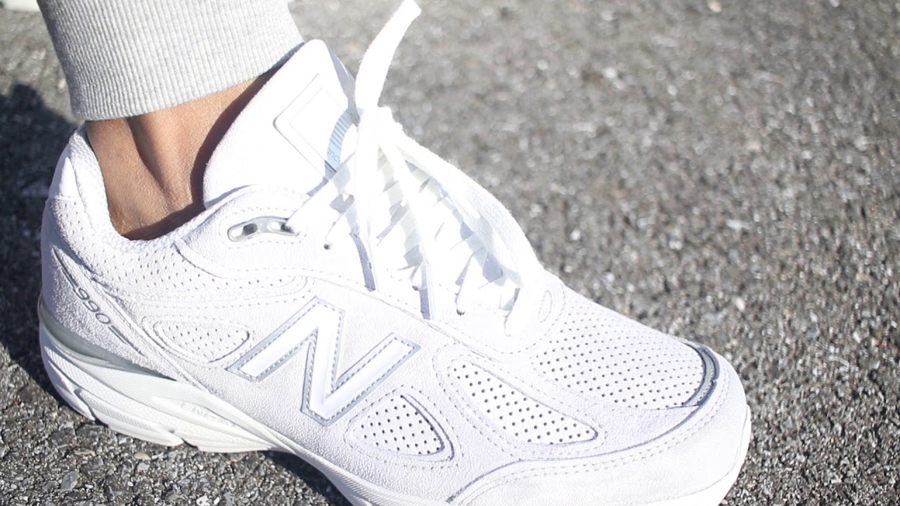 new concept aed04 8127d New Balance 990v4