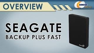 Seagate Backup Plus Fast 4TB HDD Overview - Newegg Lifestyle