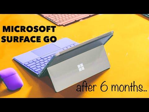 Microsoft surface go ( best tablet/laptop under 500) review