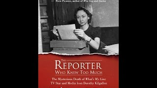 """""""The Reporter Who Knew Too Much"""" Book Trailer"""