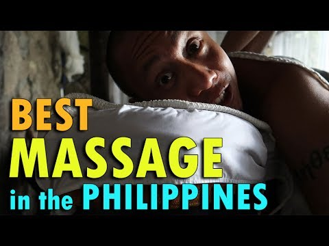 Best Massage in the Philippines! (NATURE WELLNESS VILLAGE) | May 24th, 2017 | Vlog #123