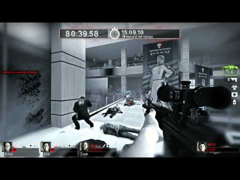 Left 4 Dead 2 - Survival - Mall Atrium 116:17.60