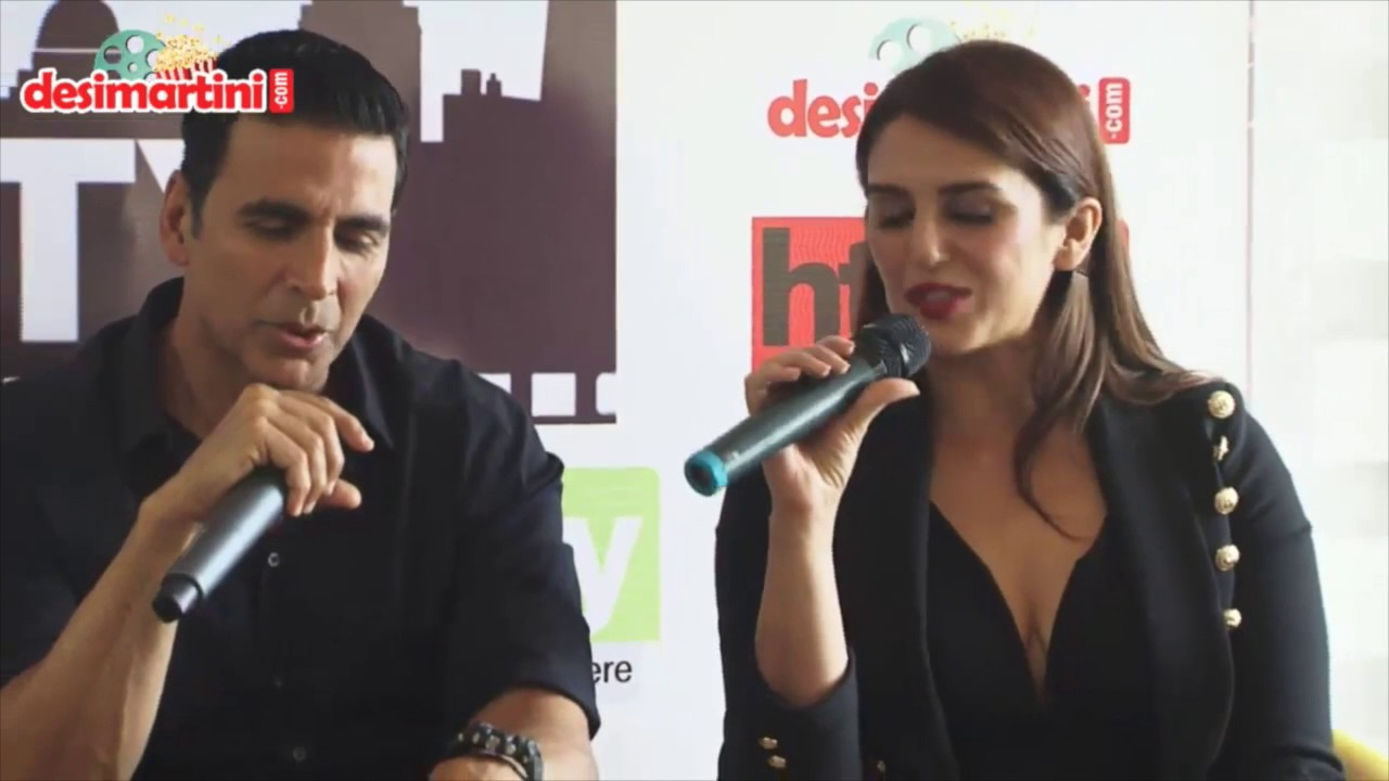 Download Akshay Kumar & Huma Qureshi Sing Bawra Mann From Jolly LLB 2! #StarVaarWithJolly