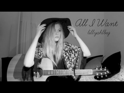 All I Want - Kodaline (Cover By Lilly Ahlberg)