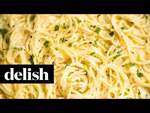 creamy-three-cheese-spaghetti-delish