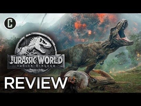 Jurassic World: Fallen Kingdom Movie Review – A Ridiculous but Exciting Ride