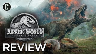 Jurassic World: Fallen Kingdom Movie Review - A Ridiculous but Exciting Ride