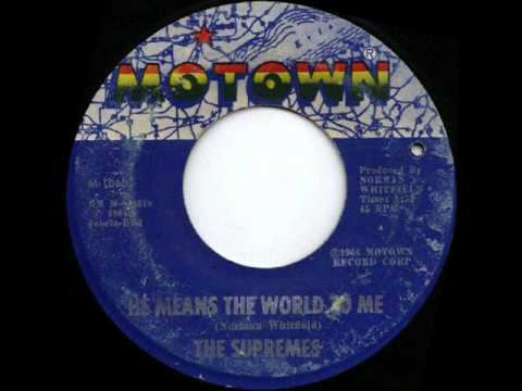 THE SUPREMES - HE MEANS THE WORLD TO ME.wmv
