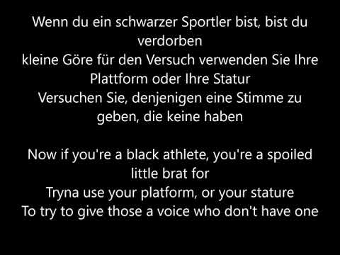 Eminem The storm Lyrics German and English