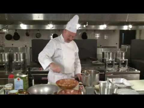 Community College of Philadelphia: The Chefs, Marinara Sauce
