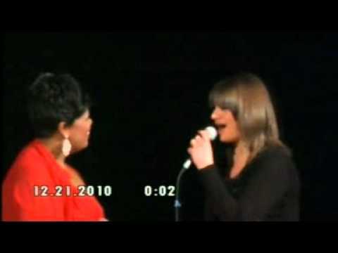 Cheryl Porter special guest Lidia Pastorello