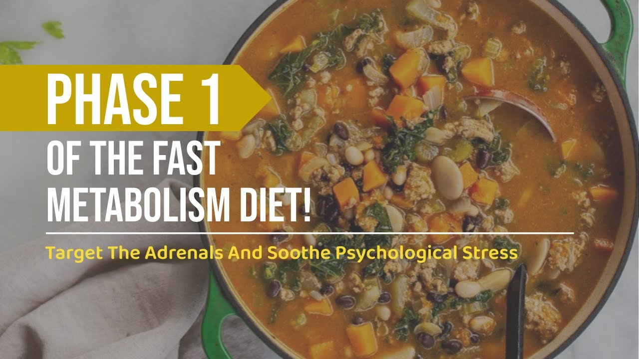 Haylie Pomroy s Fast Metabolism Diet Phase 1 Overview