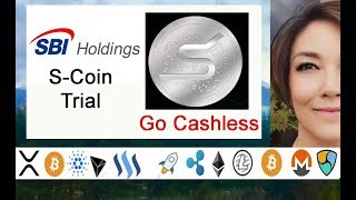 Banks Rush to Turn Japan Cashless, SBI Holdings Trials S-Coin