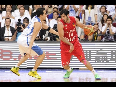 Philippines v Iran - Final Full Game - 2013 FIBA Asia Champi