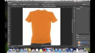 Best Photoshop Effects: How to change the color of a shirt (Black to any color)