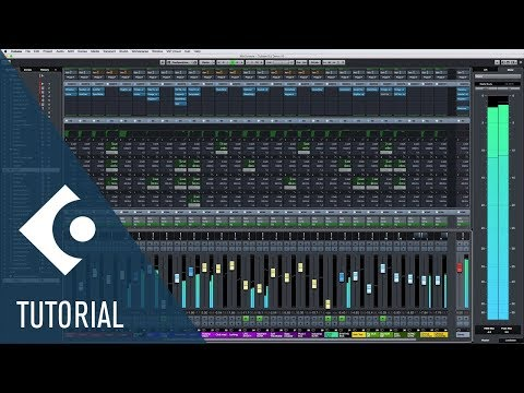 The 64-bit Mixing Engine | New Features in Cubase Pro 9.5