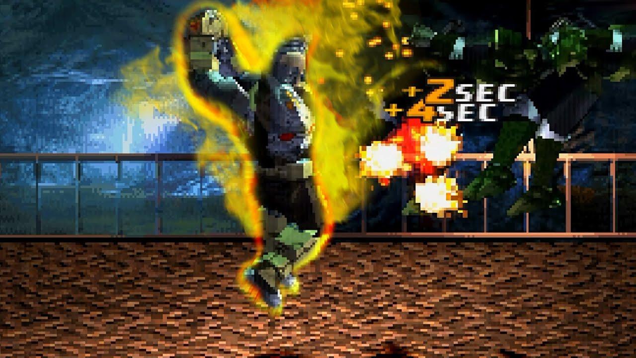 [TAS] Tekken 3 : Tekken Force mode - Gun Jack
