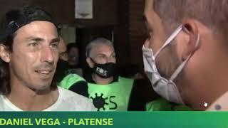 Paso a Paso - Platense 0 River 1 Resumen (Último Partido de Daniel Vega)