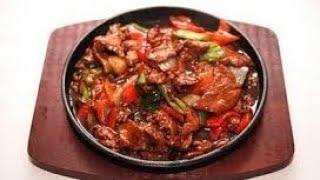 баранина с овощами в духовке/ Баранина со сметаной в духовке / Лёгкие рецепты/ Рецепты видео