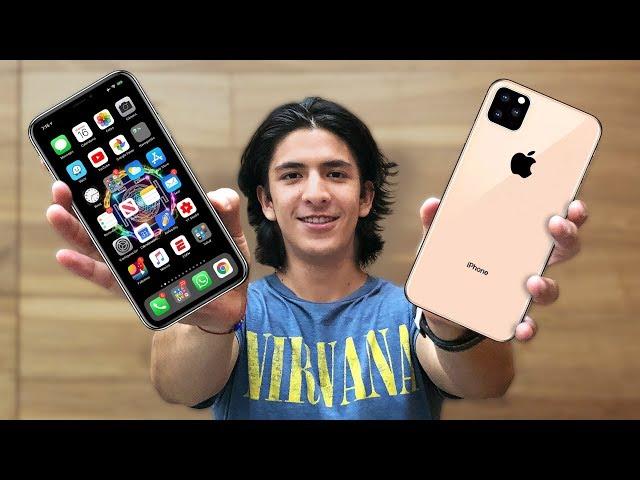 iPhone 11 y 11 PRO - Todo