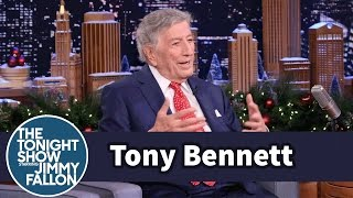 Frank Sinatra Taught Tony Bennett the Audience Is His