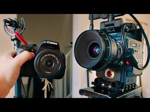 Filmmaking Gear: $500 vs $50,000