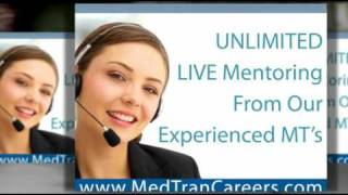 An Awesome Online Medical Transcription Course