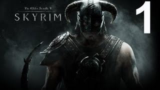 Let's Play Skyrim | Эпизод 1 [RUS] [HD]