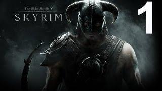Let's Play Skyrim   Эпизод 1 [RUS] [HD]