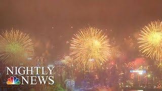 How The World Rang In 2018   NBC Nightly News