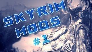 TES 5 Skyrim Крутые Моды! [1] (плагины, ретекстуры, реплейсеры) [HD]