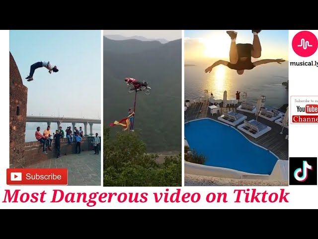 6 54 MB] The Most Dangerous video on Tiktok (Musically