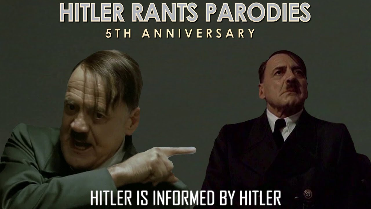Hitler is informed by Hitler