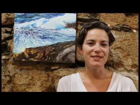 Meet Talia, our Estonian artist