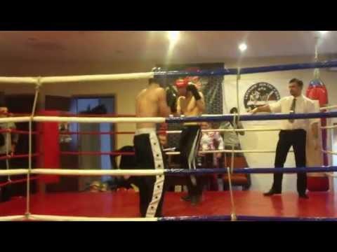 Ilja Baltaks (Fighter Factory) vs Sergejs Preobrazenskis (LKTA) Open Ring