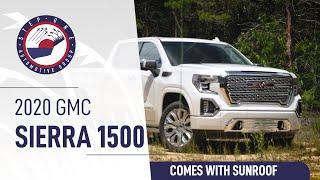 2020 GMC Sierra 1500 Test Drive - Buick GMC Fort Walton Beach Florida