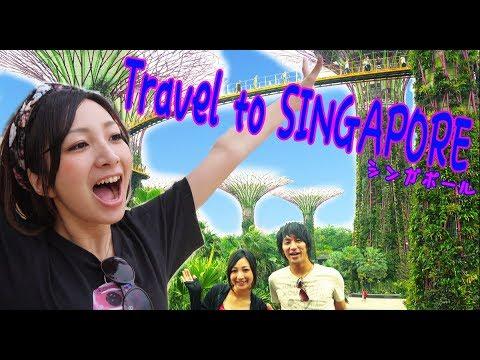 シンガポール旅行⭐︎ 観光場所のおすすめ⭐︎ ~Travel to Singapore~