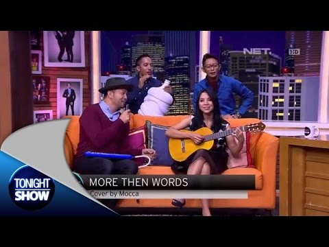 Tonight's Challenge - Mocca Ditantang Cover Lagu More Than Words