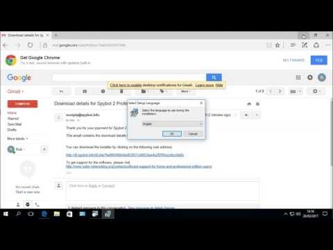 Upgrading Spybot + AV As A Licensed User