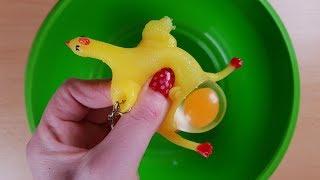 Jiggly Slime cu Jucarii AntiStres cu apa