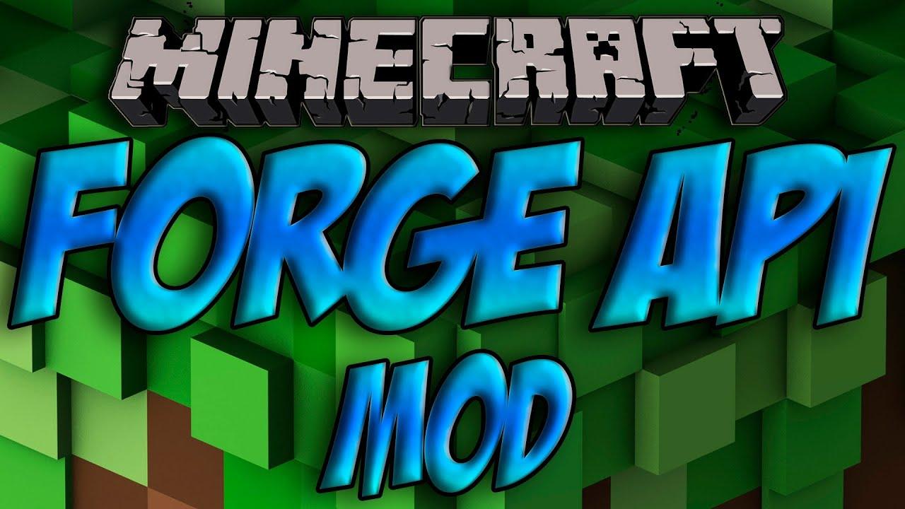 Minecraft Forge API for Minecraft 112211121102 - mandegar info