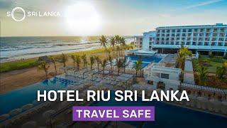 Hotel RIU Sri Lanka | Level 01 Safe & Secure Certified Hotel | So Sri Lanka