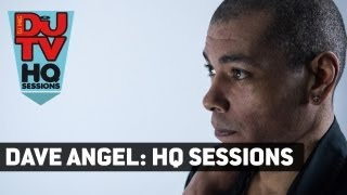 Dave Angel: 60 Minute house, techno set from DJ Mag HQ