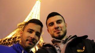 Croissant & Jimmy Etidoo in Paris (Crssn aka Bünyamin Türk)